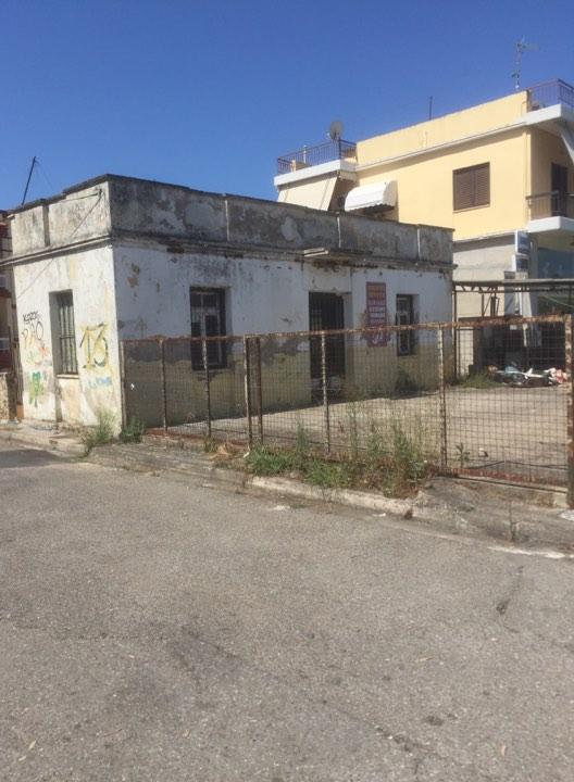 Πωλείται οικόπεδο 250τμ στο Μεσολόγγι