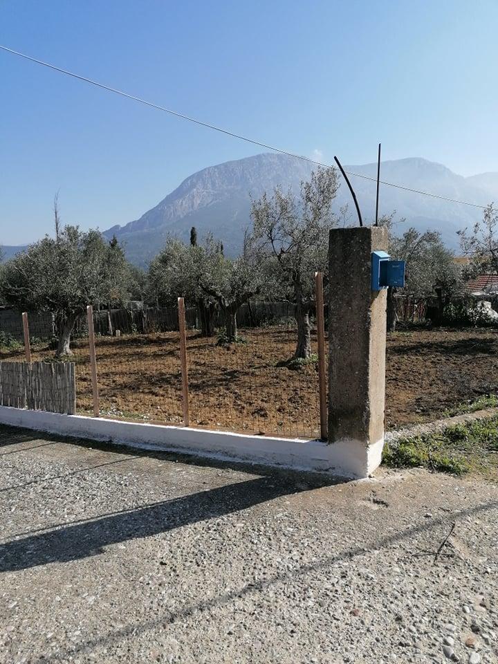 Πωλείται οικόπεδο στο Ευηνοχώρι Αιτωλοακαρνανίας