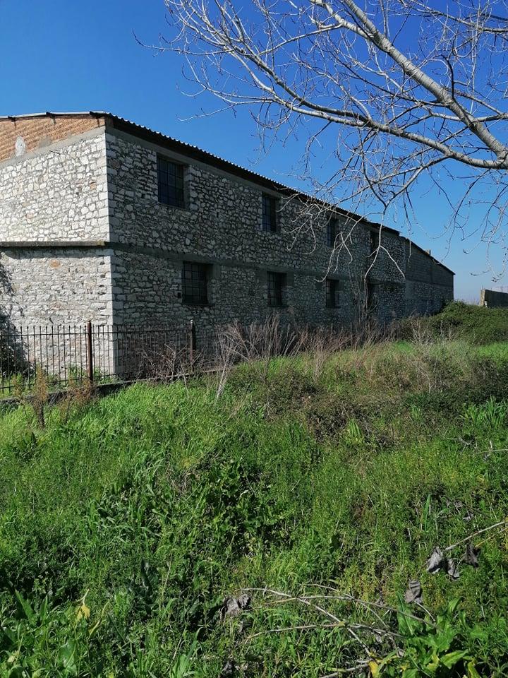 Ενοικιάζεται αποθήκη στην Γουριά Αιτωλοακαρνανίας κοντά στην Ιόνια οδό