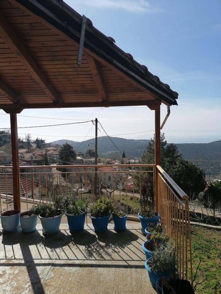 Πωλείται οικόπεδο με οικία στα Ελληνικά Μεσολογγίου