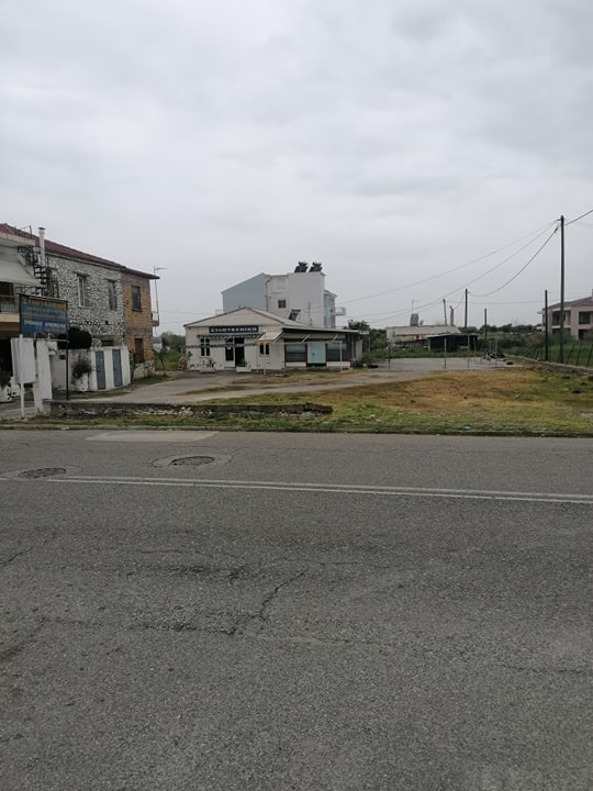 Πωλείται γωνιακό οικόπεδο στο Μεσολόγγι