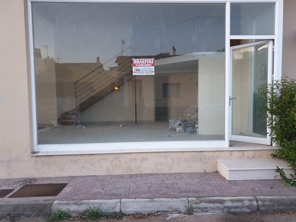 Πωλείται επαγγελματικός χώρος 75τμ στο Μεσολόγγι πλησίον Κήπου Ηρώων