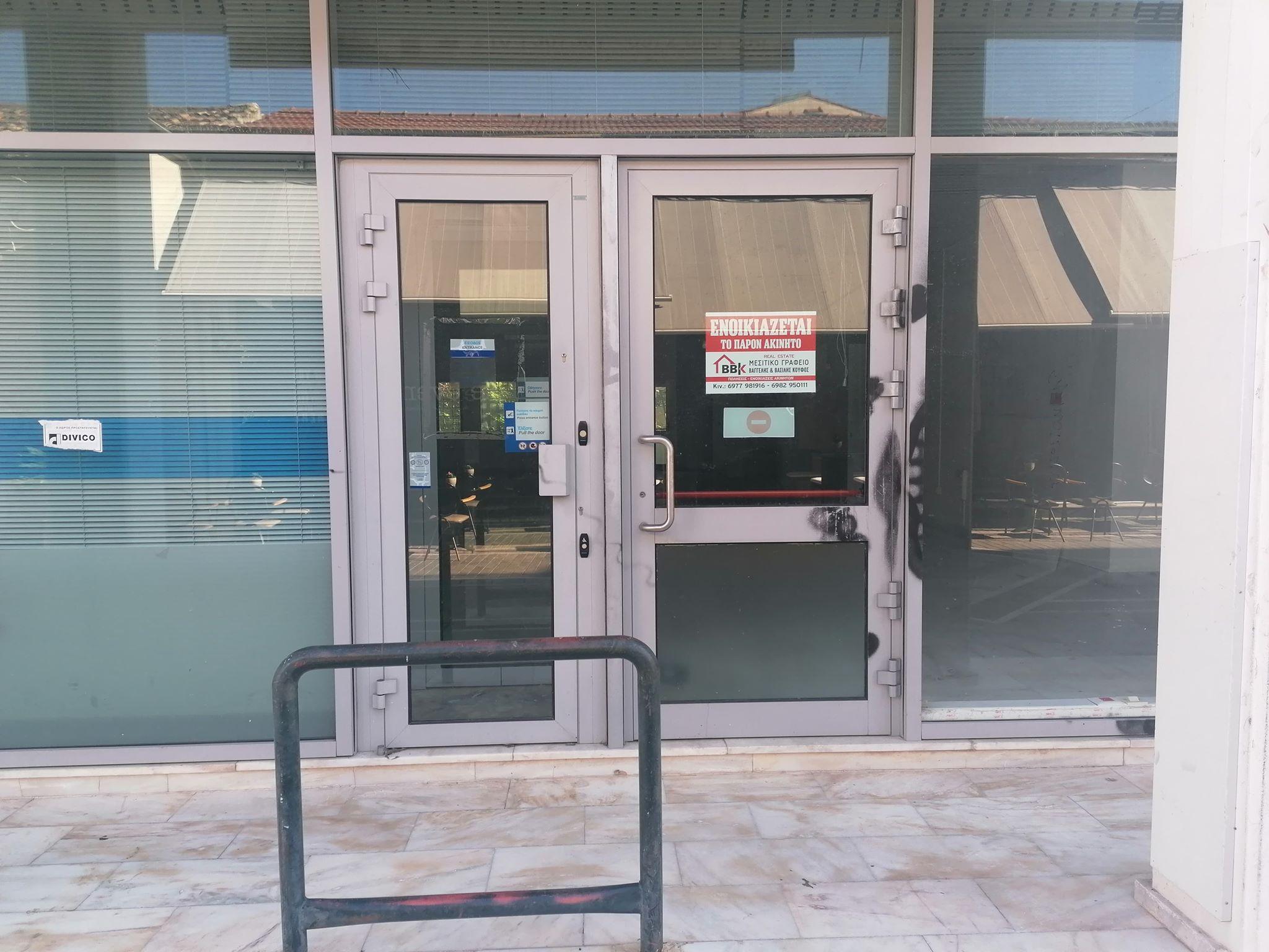 Ενοικιάζεται κατάστημα στην Χαριλάου Τρικούπη στο Μεσολόγγι