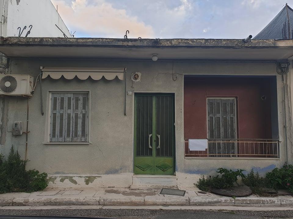 Πωλείται παλιά οικία 60τμ στο Μεσολόγγι