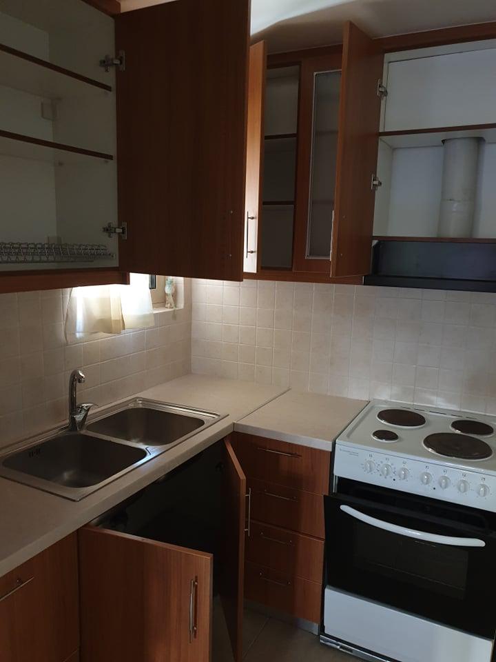 Ενοικιάζεται διαμέρισμα 40τμ επιπλωμένο στο Μεσολόγγι