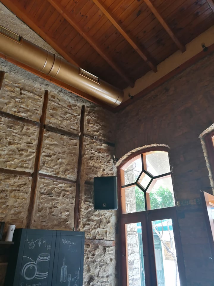 Ενοικιάζεται επιχείριση καφέ μπαρ 65τμ στο κέντρο του Μεσολογγίου