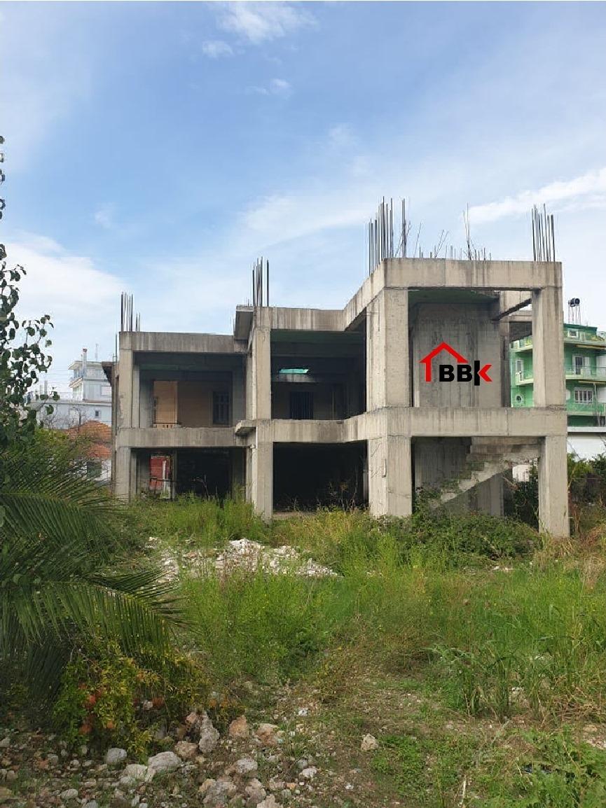 Πωλείται διώροφη οικοδομή 200τμ στο Μεσολόγγι