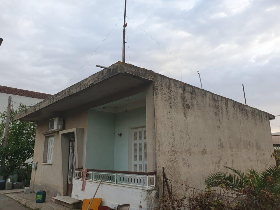 Πωλείται μονοκατοικία 90τμ σε οικόπεδο 220τμ στο Μεσολόγγι